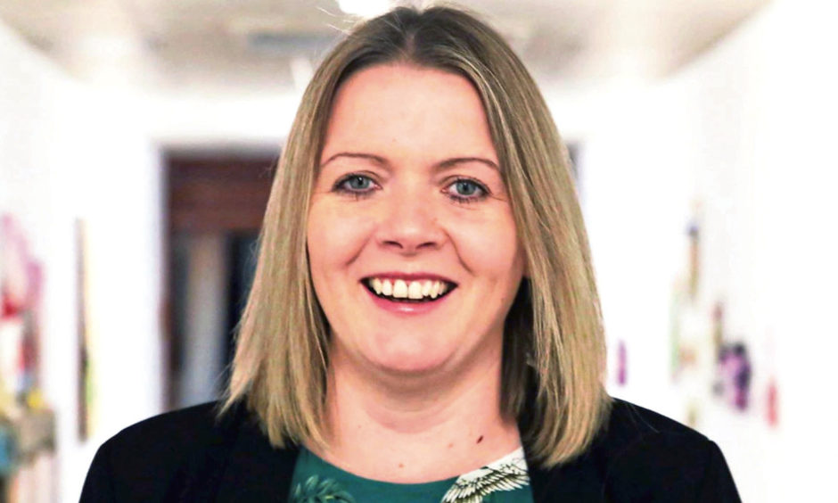 Kirsty Thomson, founder of The Circle