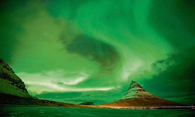 Northern Lights could be visible from Scotland this weekend - The