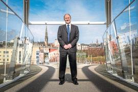Peter Tweedie, chairman of RSB Lindsays.