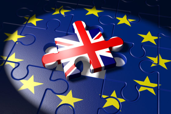 The UK is due to leave the EU on March 29.