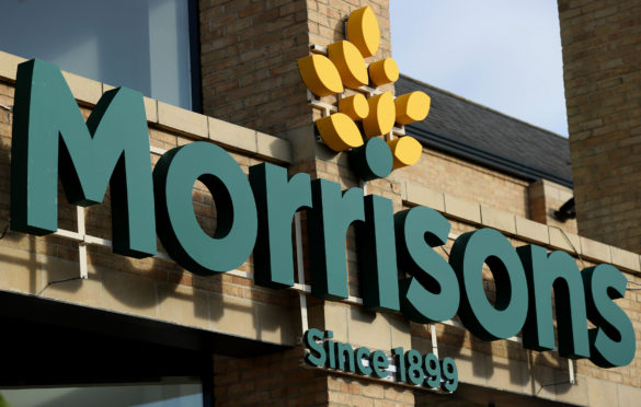 John Copeland went to a nearby Morrison's supermarket and racked up a £154.30 bill after stealing Craig Miller's wallet.