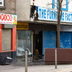 Police treating blaze at well-known Lochee furniture store as 'suspicious'
