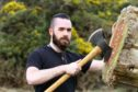 Jamie Keddie is a member of Braveheart Axe Throwing.