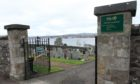 Stones in Tayport Cemetery will cost an estimated £27,000 to secure