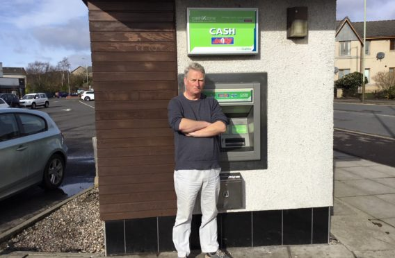 City councillors hit out as more Dundee cash machines begin charging for withdrawals