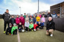 Skillz Academy, Arbroath Lads FC and other sports clubs who are submitting a Community Asset Transfer with Angus Council and trying to secure extra funding