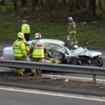 M90 crash: Elderly driver continues recovery after wrong-way accident