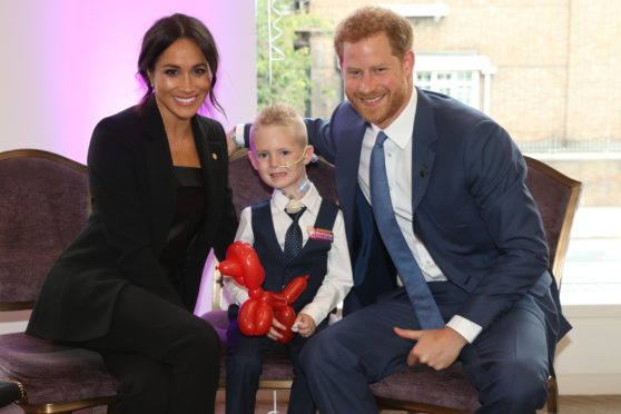 When Harry (and Meghan) met McKenzie