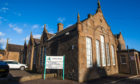 Invertay House has been vacant for some time