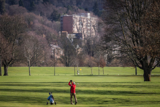 North Inch Golf Course has raised its prices.