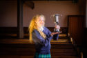 Abigail Strickland of Glenalmond College won The Christine Donaghy Cup for the Vocal Solo, Girls aged 14 or 15 class