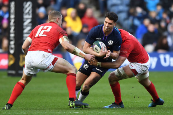Scots fail to derail Wales' Grand Slam hopes