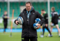 Glasgow Warriors head coach Dave Rennie.