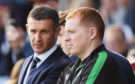 Jim McIntyre and Neil Lennon.