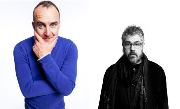 Jimeoin and Phil Jupitus are amongst the big names announced for the comedy line-up at the Rewind Festival.