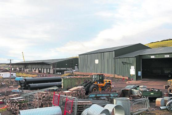 Binn Group will not be allowed to build taller turbines