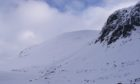 A general view of the Cairngorms.