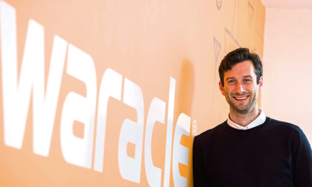 David Romilly, business development director for Waracle.