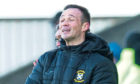 East Fife manager Darren Young.