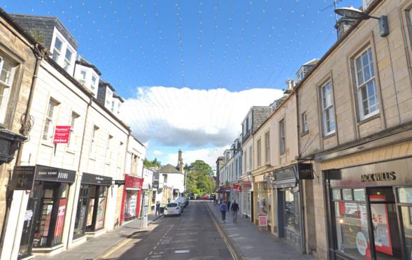 Bell Street in St Andrews.