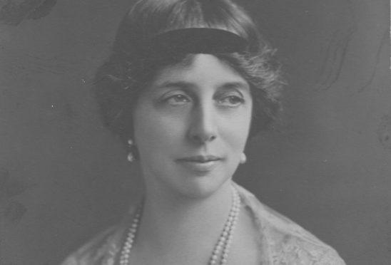 Katharine Stewart-Murray, Duchess of Atholl.