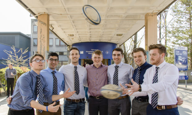 Dundee's youngest rugby club heading to Murrayfield for Bowl final