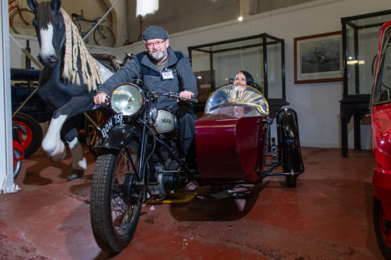 Dundee Museum Of Transport >> Take A Trip Down Motoring Memory Lane At Dundee Museum Of