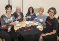 Last year's Menopause Café event at Perth Theatre.