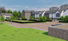 Springfield Properties has appealed to the Scottish Government for permission for the houses and flats at Nairn Street