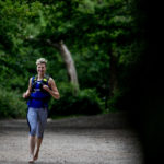 Barefoot athlete running the length of Great Britain to inspire Girl Guides