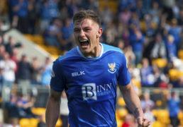 Having Colin Hendry in his corner will help Callum continue to shine at St Johnstone