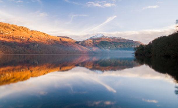 Loch Lomond (stock image).