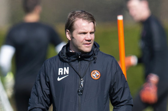 Dundee United boss Robbie Neilson believes team is reconnecting with fans as play-offs beckon
