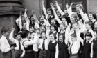 Central District School P4 Choir at Perth Music Festival C1961