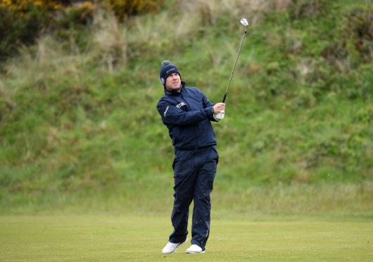 Matthew Jordan invites praise after record start at British Masters
