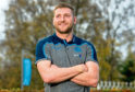 Finn Russell. Could he be under threat from Adam Hastings?