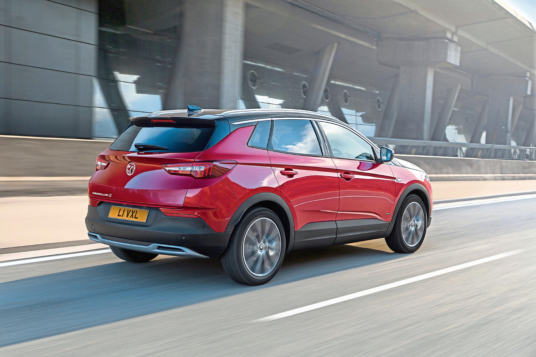 2019 Opel Grandland X Hybrid4 Release Date >> Vauxhall S First Plug In Hybrid Grandland X The Courier
