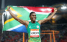 South Africa's Caster Semenya has been told she must take medication to reduce her testosterone levels to compete in certain events.