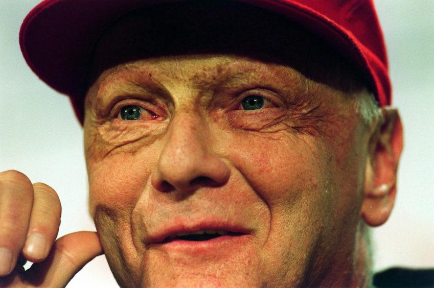 Austrian Niki Lauda.