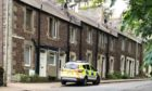 Police were called to Ruthvenvale Terrace in Auchetrarder on Friday evening.