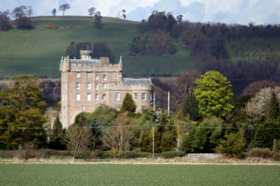 Alexander Touati was found unresponsive in his cell at Castle Huntly.