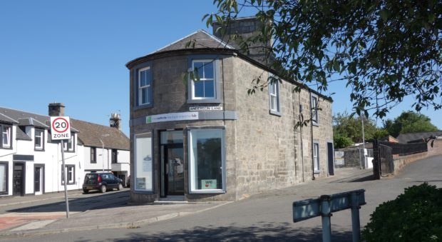 The trusts new hub is in the heart of the town