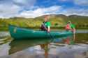 Alasdair and Errin are set to canoe from Falkirk to Glasgow.