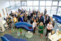 People who attended the event to encourage entries for 2019 Courier Business Awards