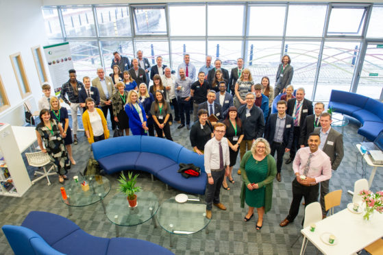 Courier Business Awards: Tayside and Fife firms gain insight into judging process as entries open - The Courier