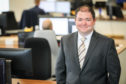 Josh Turpen, chief product officer at Cherwell Software pictured at the firm's Dundee offices