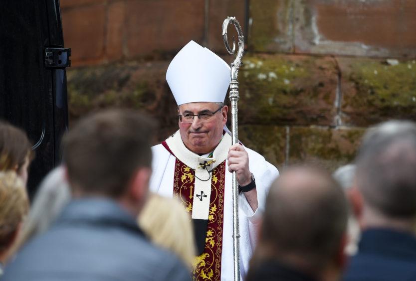 Archbishop of Glasgow Philip Tartaglia