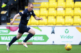 Dundee confirm departure of striker Kenny Miller by 'mutual consent'