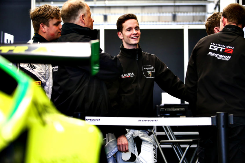 Silverstone serves up tough test for Blancpain racers