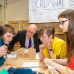 Hopes 'unique' Dundee design event for schools could go nationwide